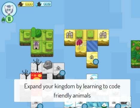 Playful Programming Games