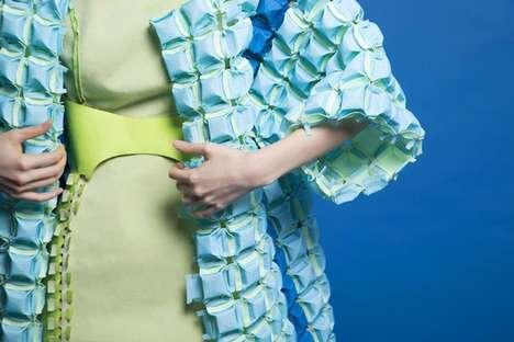 Architectural Origami Fashion