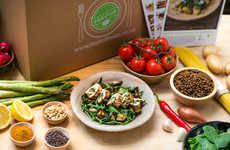 Recipe Kit Subscriptions - HelloFresh Delivers Healthy and Fresh Ingredients on a Weekly Basis