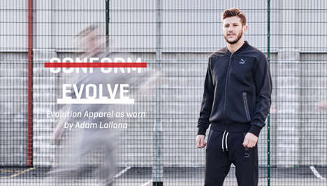 Shoppable Athletic Videos - In Partnership with Smartzer, Puma Makes It Possible to Shop a Video