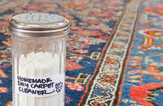 Natural Carpet Cleaners - This DIY Dry Carpet Cleaner Recipe Cuts Costs with Household Ingredients