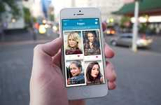Proximity-Based Dating Apps - 'Happn' is a Dating App That Aims to Make Missed Connections History