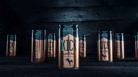 Canned Organic Cocktails