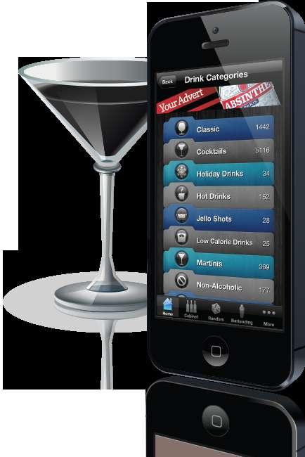 Bartender Teaching Apps