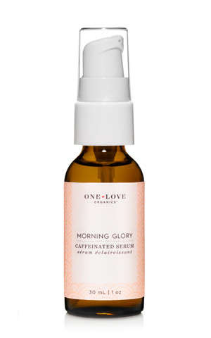 Caffeinated Facial Serums