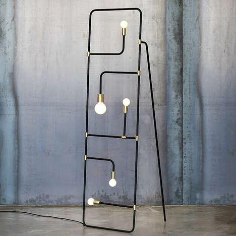Contemporary Screen Lamps