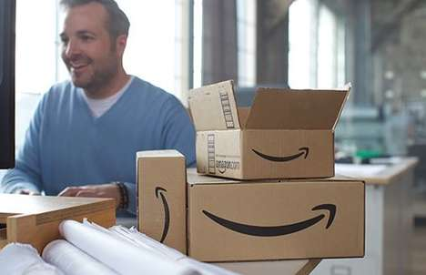 Collaborative E-Commerce Services - The Amazon Business Marketplace Connects Vendors and Businesses