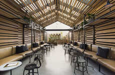 Atmospheric Timber Restaurants