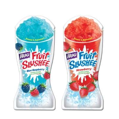 Portable Slushie Pouches
