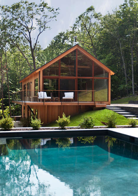 Sustainable Cabin Residences