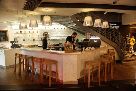Iconic Department Store Cafes