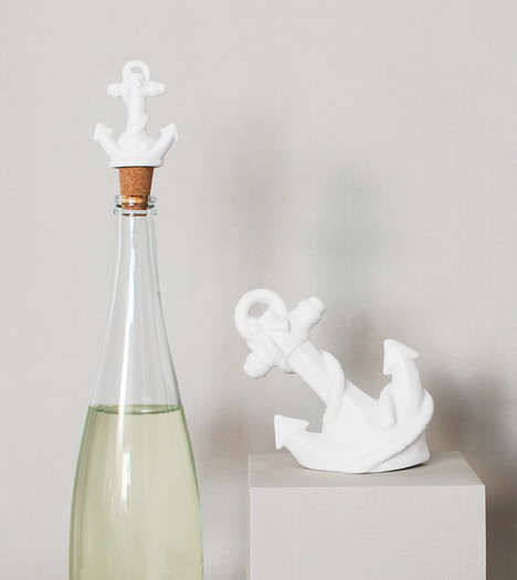 Nautical Bottle Accessories