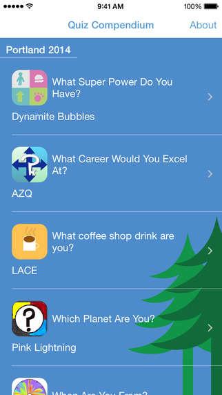Kid-Made Quiz Apps