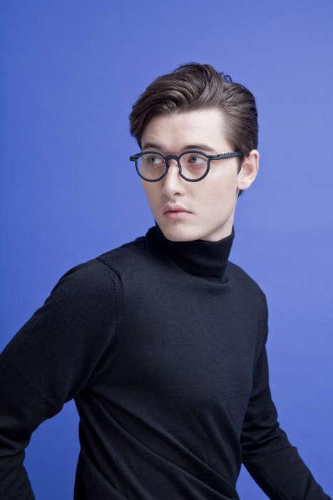 3D-Printed Eyewear