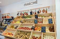 Artisanal Culinary Boutiques - This Swiss Specialty Food Store is Brimming with Quality Ingredients