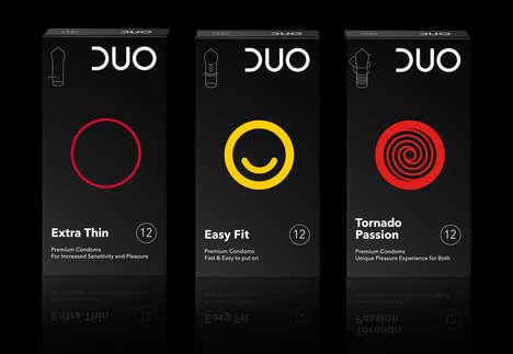 Intuitive Condom Branding