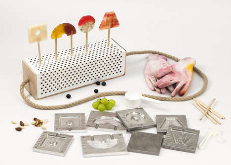 Homemade Candy Kits
