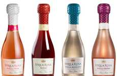 Single-Serve Wine Bottles - The Stella Rosa Mini Collection is Perfect for Taking on a Picnic