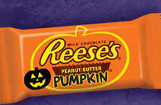 Gourd-Shaped Goodies - Reese's Peanut Butter Pumpkins Serve as Extra Delicious Halloween Treats