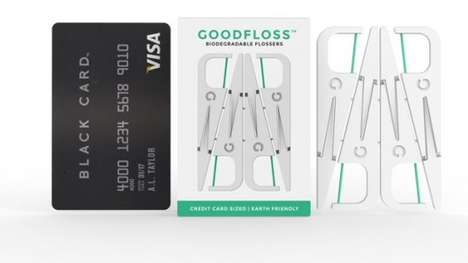 Eco-Friendly Dental Floss