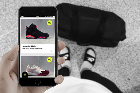 Sneaker-Selling Apps