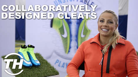Collaboratively Designed Cleats