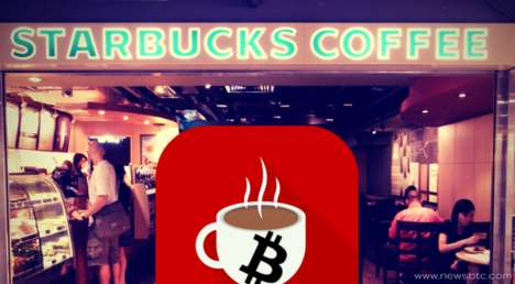 Coffee Cryptocurrency Payments