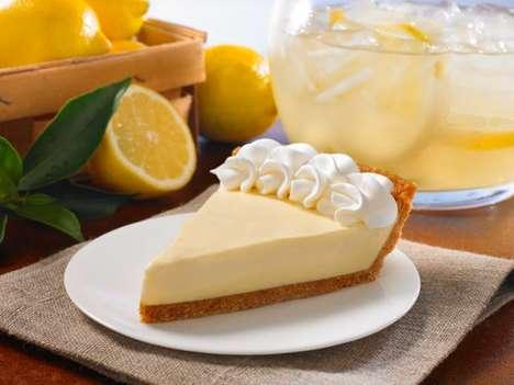 Refreshing Lemonade Pies