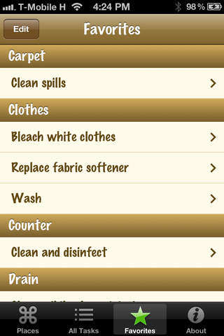 Eco-Friendly Cleaning Apps