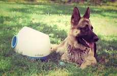 Fetch-Playing Gadgets - The iFetch Too is a Ball Launcher For Big Dogs