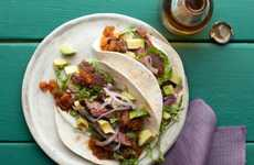 Mexican Sirloin Snacks - The Food Network Skirt Steak Tacos Add a Meaty Punch to Typical Tortillas