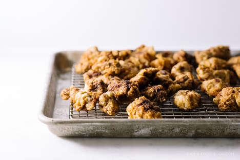 Chicken-Fried Steak Bites