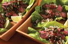 Steak Lettuce Wraps