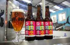 Political Beer Branding - The BrewDog 'Hello My Name is Vladimir' Drink Mocks Russian Leadership