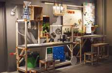 Modular Concept Kitchens - The Ikea Hacka Kitchen Can Be Adapted to Individuals' Needs