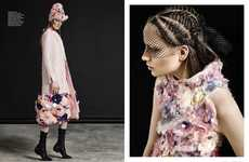 Couture Cornrow Editorials