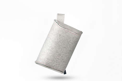Collapsible Wool Backpacks