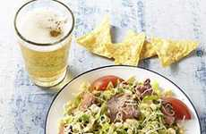 Meaty Mixed Greens - The Eating Well Southwestern Steak Salad Mixed Vegetables and Sirloin