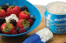 Spreadable Mediterranean Yogurts - This Yogurt Spread is a Healthy Alternative to Cream Cheese