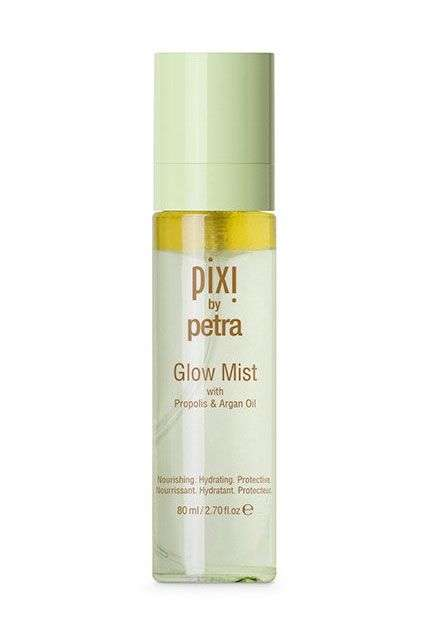 Hybrid Beauty Sprays - Pixi by Petra's Glow Mist is Made from a Blend of Oil and Water