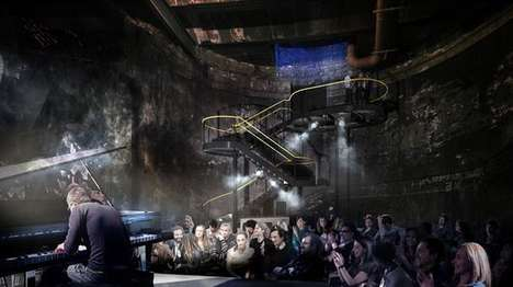 Subterranean Theaters