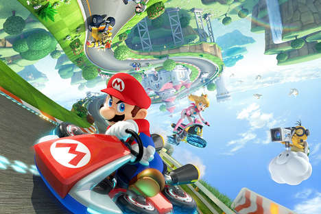 Gamer Amusement Park Rides - Nintendo-Themed Rides are Coming to Universal Studios