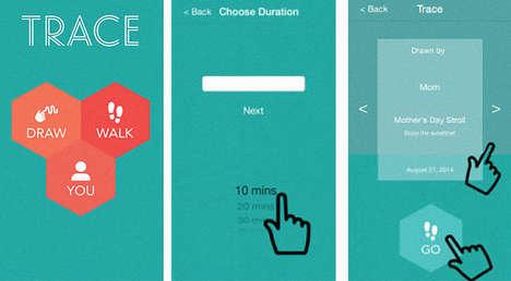 Walk-Encouraging Apps