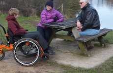 Off-Road Wheelchairs