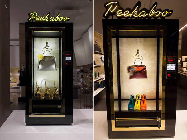 14 Fashion Vending Machines