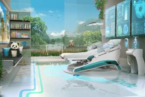 Virtual Reality Hospitals