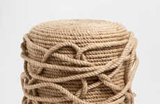 Nautical Rope Furniture