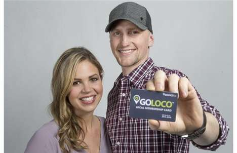 Local Membership Cards - Goloco Connects People to Local Businesses and the Community