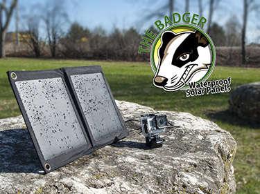Waterproof Solar Panels