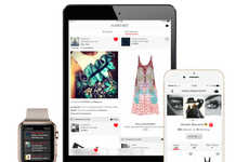 Social Media Shopping Apps - The Net Set App Will Make Shopping a More Social Experience
